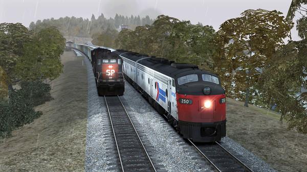 скриншот TS Marketplace: Amtrak E8 Scenario Pack 01 Add-On 4