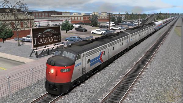 скриншот TS Marketplace: Amtrak E8 Scenario Pack 01 Add-On 1