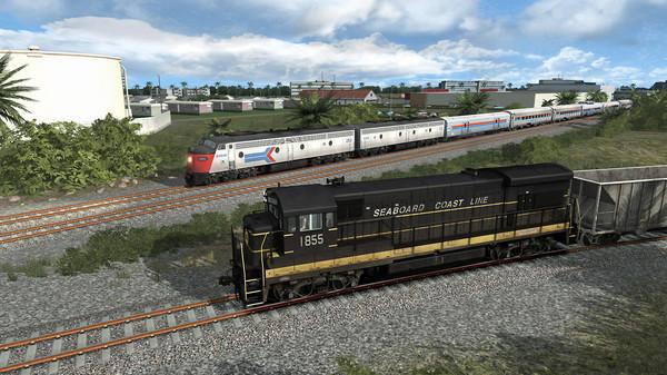 скриншот TS Marketplace: Amtrak E8 Scenario Pack 01 Add-On 2