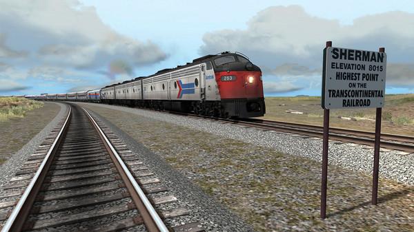 скриншот TS Marketplace: Amtrak E8 Scenario Pack 01 Add-On 3
