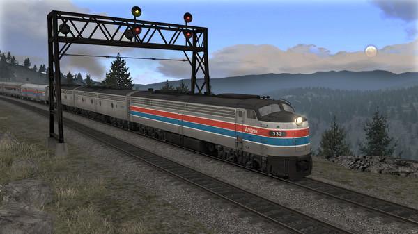 скриншот TS Marketplace: Amtrak E8 Scenario Pack 01 Add-On 0