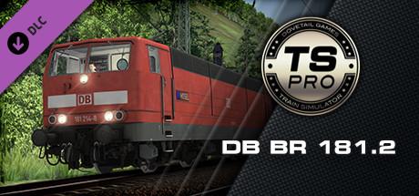 Train Simulator: DB BR 181.2 Loco Add-on