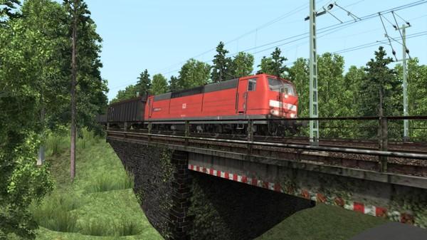 скриншот Train Simulator: DB BR 181.2 Loco Add-on 5