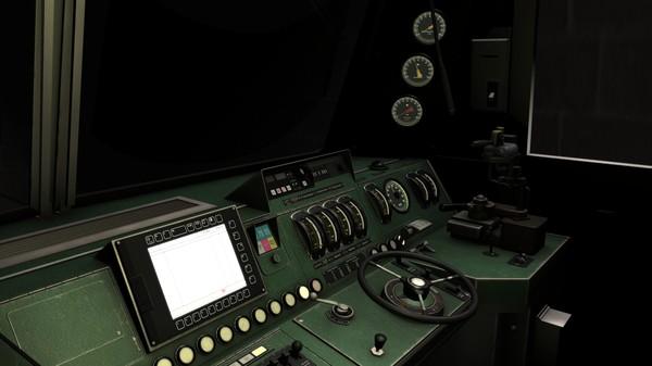 скриншот Train Simulator: DB BR 181.2 Loco Add-on 1