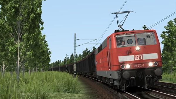 скриншот Train Simulator: DB BR 181.2 Loco Add-on 4