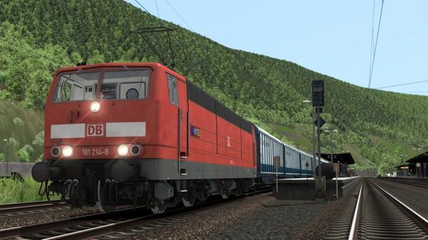 скриншот Train Simulator: DB BR 181.2 Loco Add-on 0