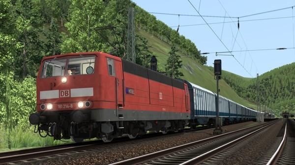 скриншот Train Simulator: DB BR 181.2 Loco Add-on 3