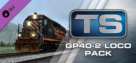 Train Simulator: GP40-2 Loco Pack Add-On