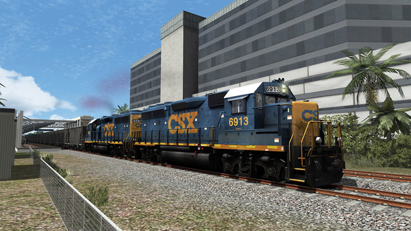 скриншот Train Simulator: GP40-2 Loco Pack Add-On 5