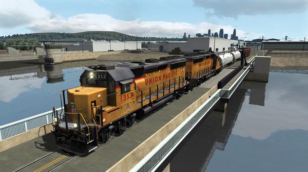 скриншот Train Simulator: GP40-2 Loco Pack Add-On 3