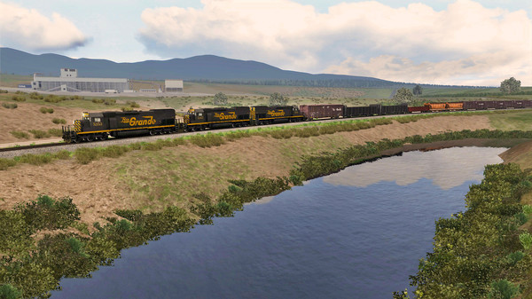 скриншот Train Simulator: Salt Lake City Route Extension Add-On 4