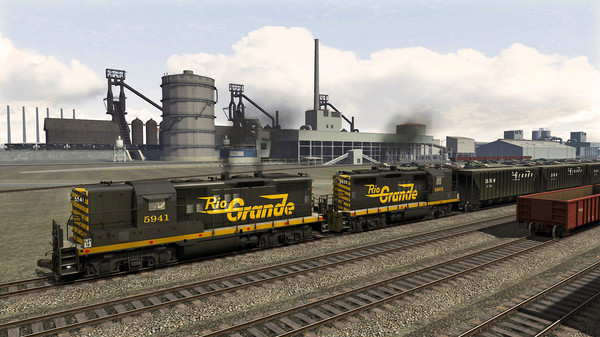 скриншот Train Simulator: Salt Lake City Route Extension Add-On 1