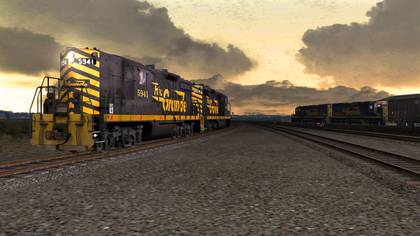 скриншот Train Simulator: Salt Lake City Route Extension Add-On 5