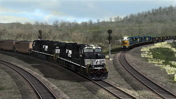 скриншот TS Marketplace: Norfolk Southern Coal District Scenario Pack 01 Add-On 2