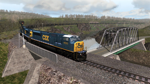 скриншот TS Marketplace: Norfolk Southern Coal District Scenario Pack 01 Add-On 3
