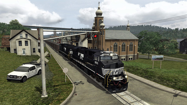 скриншот TS Marketplace: Norfolk Southern Coal District Scenario Pack 01 Add-On 1