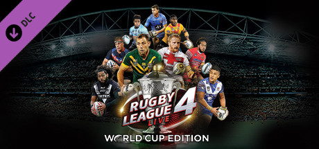 Rugby League Live 4 - World Cup Edition