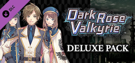 Dark Rose Valkyrie - Deluxe Pack / デラックスセット / 數位附錄套組