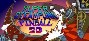 Super Steampunk Pinball 2D cover art