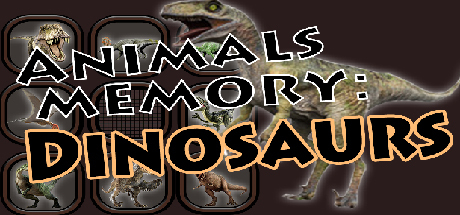 Animals Memory Dinosaurs