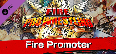 Fire Pro Wrestling World Fire Promoter-PLAZA