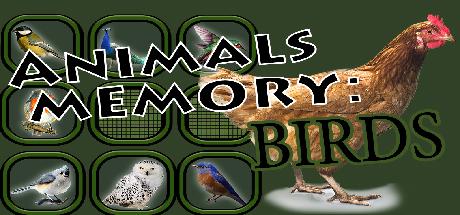 Animals Memory Birds