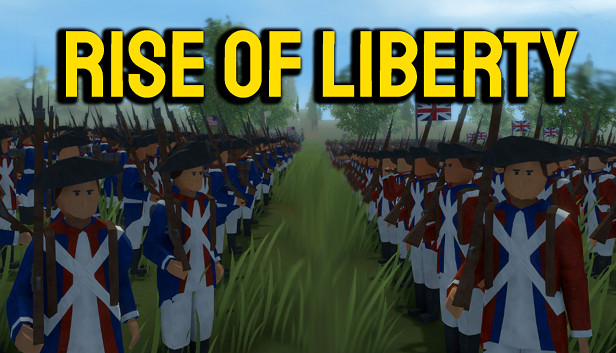 Save 20% on Rise of Liberty on Steam