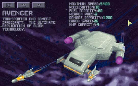 скриншот X-COM: UFO Defense 3