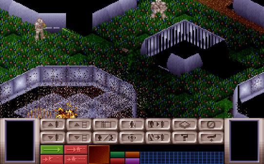 Screenshot of X-COM: UFO Defense