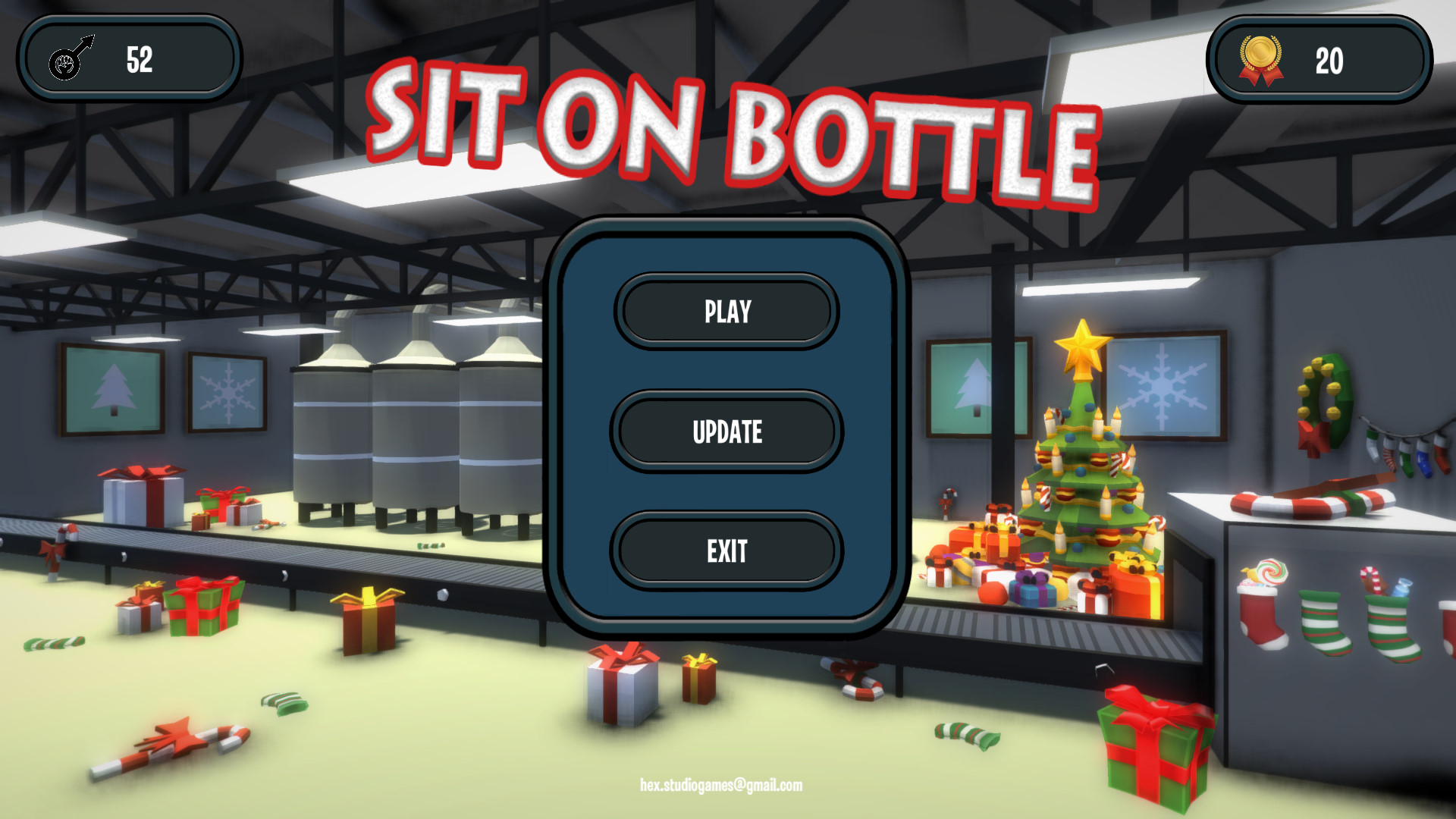 Sit On The Bottle
