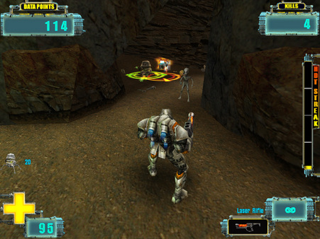 Скриншот из X-COM: Enforcer