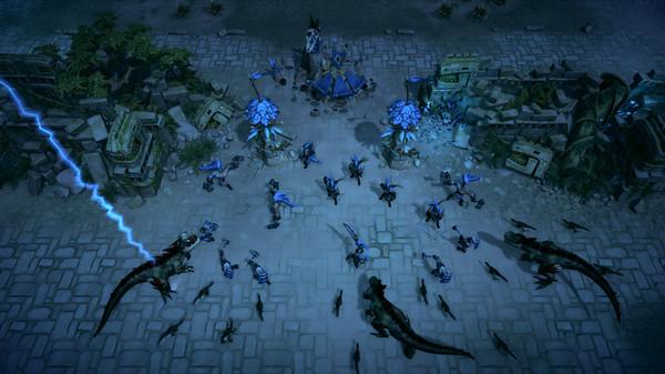Screenshot of Warparty