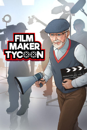 Filmmaker Tycoon poster image on Steam Backlog