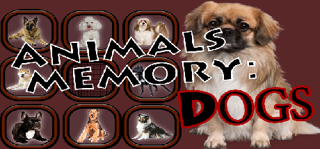 Teaser image for Animals Memory: Dogs