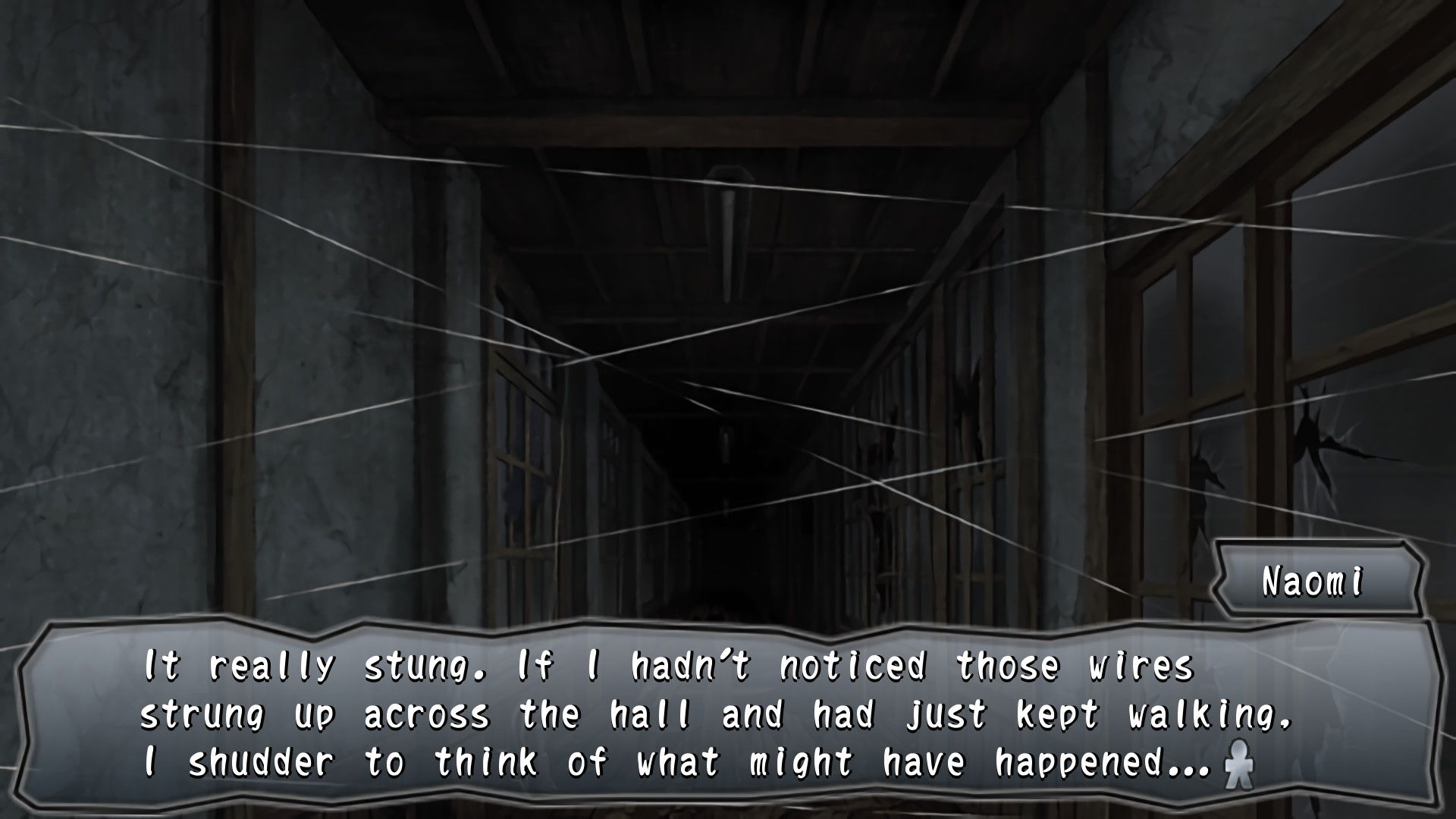 Shadows corpse party pc of english book