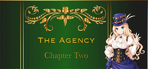 The Agency: Chapter 2 cover art
