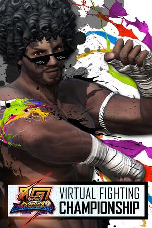 Virtual Fighting Championship (VFC) poster image on Steam Backlog