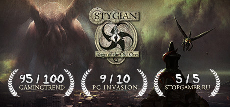 Stygian: Reign of the Old Ones on Steam Backlog