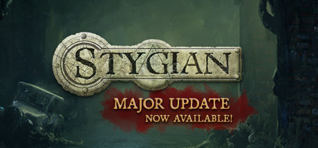 Stygian: Reign of the Old Ones Capa