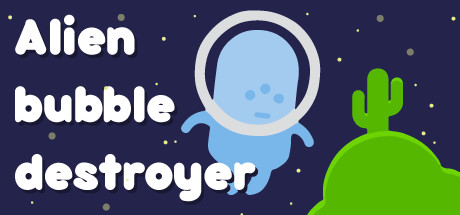 Alien Bubble Destroyer