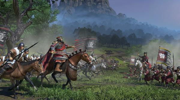 Total War Three Kingdoms ScreenShot 1