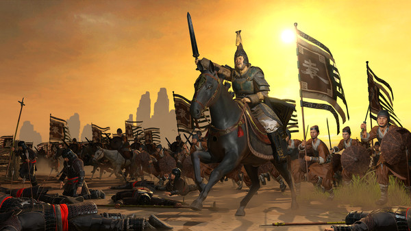 Total War THREE KINGDOMS v1.0 Plus 12 Trainer-FLiNG