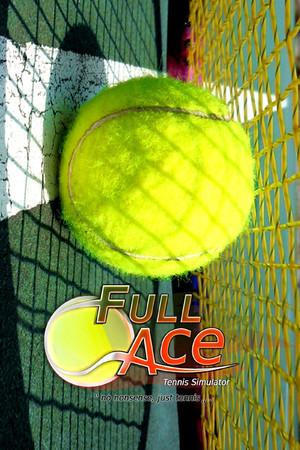 Full Ace Tennis Simulator poster image on Steam Backlog