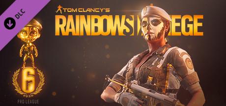 Rainbow Six Siege - Pro League Caveira Set