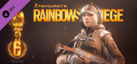 Rainbow Six Siege - Pro League Ela Set
