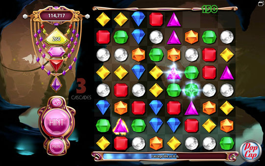 Bejeweled® 3 Screenshot