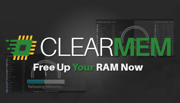 ClearMem :: Free Up Your RAM on Steam