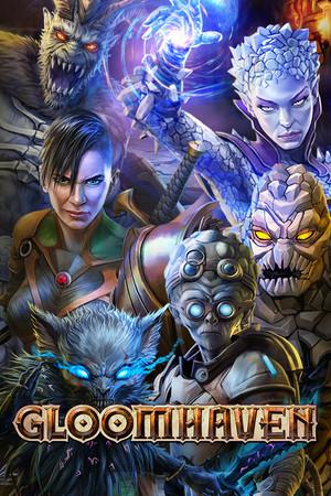 Gloomhaven poster image on Steam Backlog