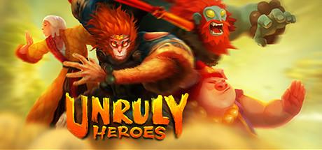 Unruly Heroes [PT-BR] Capa