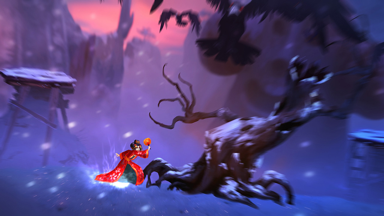 Link Tải Game Unruly Heroes miễn phí